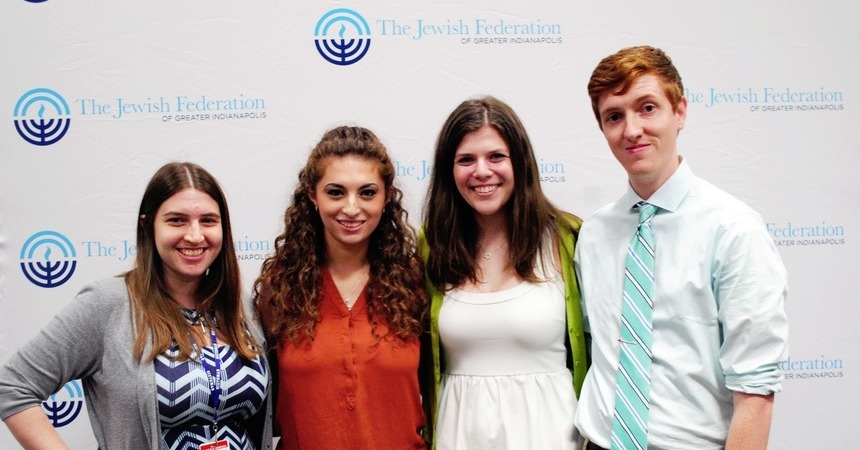 NCEJ Funds Jewish Federation of Greater Indianapolis (JFGI) Innovative Outreach Programming