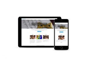 NCEJ on iPad and mobile 2017